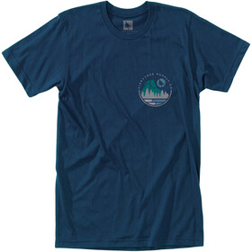 Hippy Tree Stoneport Camiseta Hombre, navy